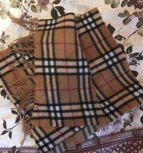 шарф флис