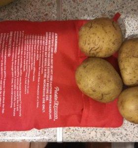 Супер)) мешочек для картофеля