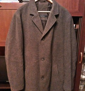 Мужское пальто из шерсти и кашемира McNeal