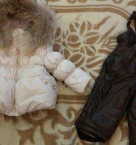 "Зимний костюм ""Бебигоу"""