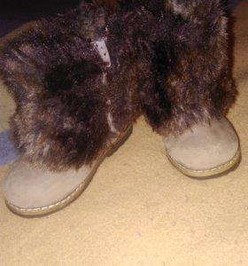 Сапожки зимние Zara Baby