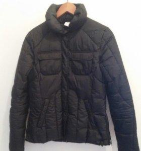 Зимняя курточка Адидас