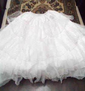 Подюбник под свадебное платье