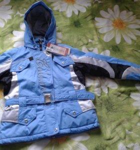 Новая.Горнолыжная куртка Colambia
