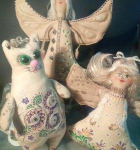 Кофейные ангелочки