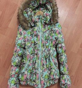 Зимняя куртка для беременных I Love Mum