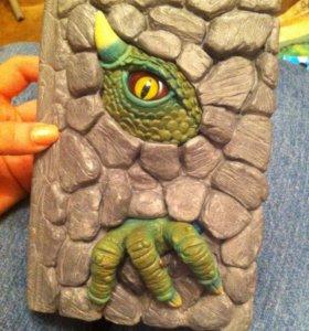 Тайный дневник дракона , блокнот
