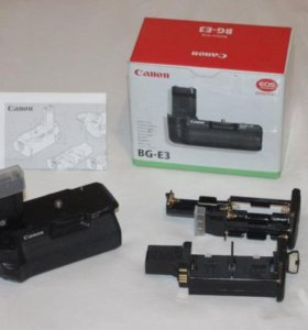 Батарейный блок Canon EOS 350D/400D, BG-E3Фирменны