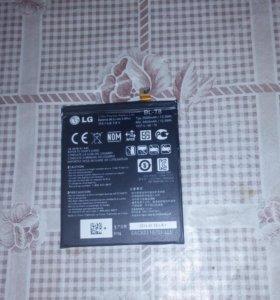 Аккумулятор смартфона Flex Lg g958 . 950.955.