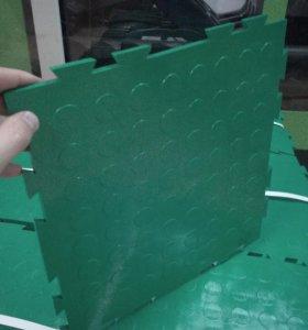 Модульное напольное покрытие пвх.Высокая прочность