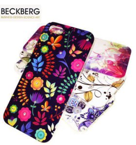 Чехол BECKBERG™ Slim iPhone 5/5s/SE
