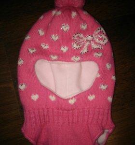 Зимняя шапка шлем