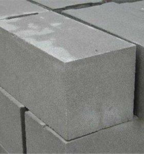 Фундаментный бетонный блок 400х200х200