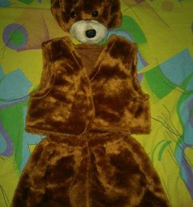 Новогодний костюм на 2-4 годика