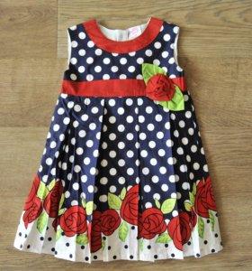 Платье Gymboree новое