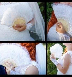 Веер свадебный