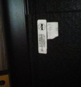 Полка для skoda octavia a5 fl2 2012 1z5 combi