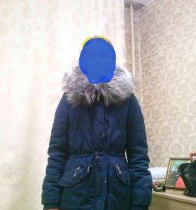 Куртка парка.
