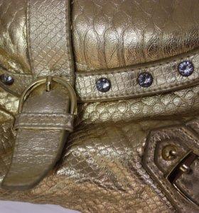 Золотая сумочка
