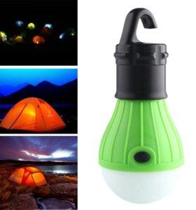 Лампа в палатку