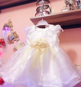 Платье для маленькой принцессы 👑