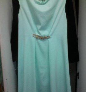 Платье новое одето 1раз