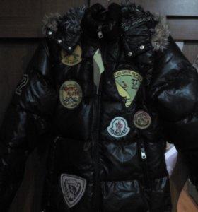 Куртка новая 89296219469