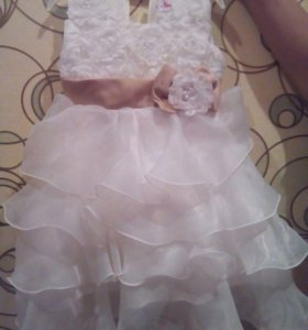 Платье от 1года  до 2 лет