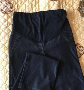 Утеплённые брюки для беременных