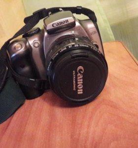 Фотоаппарат Canon 300 D.