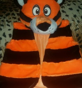 Новогодний костюм тигренка