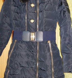 Зимнии куртки