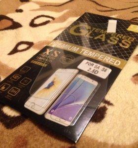 Samsung Galaxy S6 защитное стекло