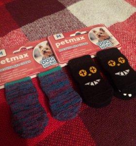 Носочки для маленьких животных