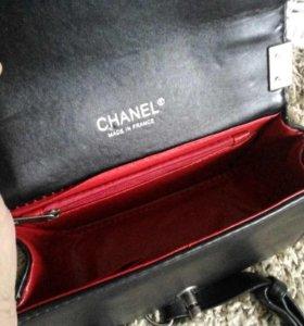 шанель бой женская сумка chanel boy