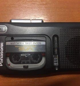 Диктофон Panasonic