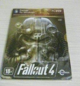 Продам Fallout 4 диск новый.