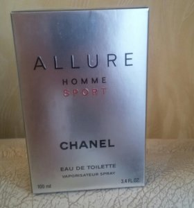 Allure homme sport (chanel)