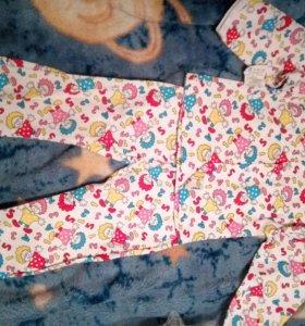 Пижама новая рост 98-104