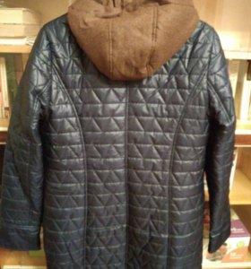 Новая куртка 48 размер