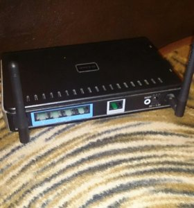 Маршруторизатор D-Link(Dir-615)