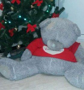 Медведь Мишка Тедди большой