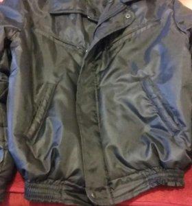 Куртка мужская 52-54