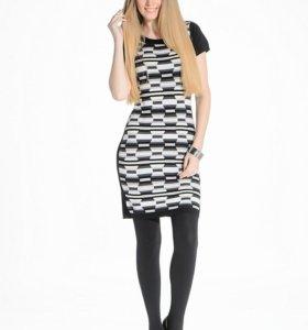 Трикотажное платье Pelikan