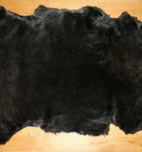 Меховой коврик или накидка