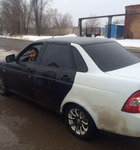 водитель со своим авто
