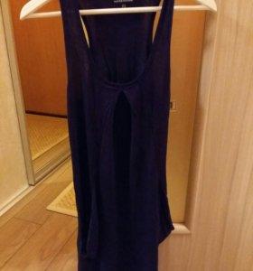 Пляжное платье-борцовка