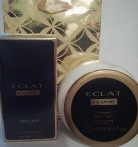 Набор Eclat Femme