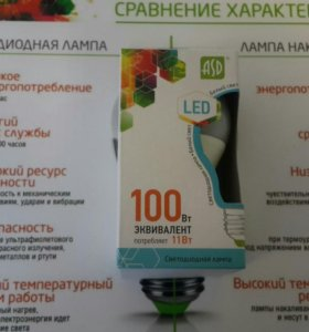 Лампа светодиодная ASD 11 Вт Эквивалент 100Вт