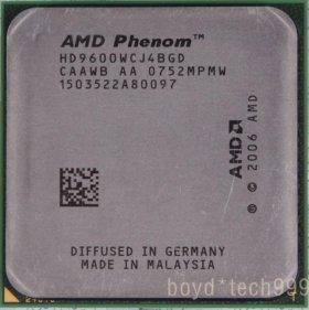 Процессор AMD Phenom X4 9600
